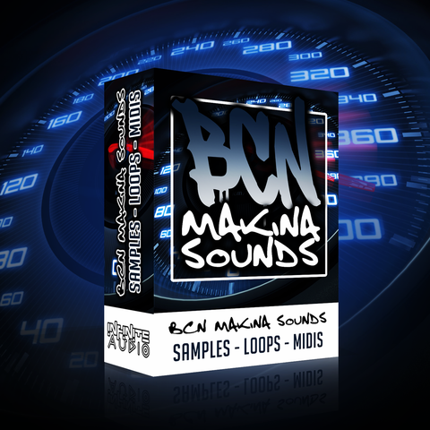 Infinite Audio - BCN Makina Sounds