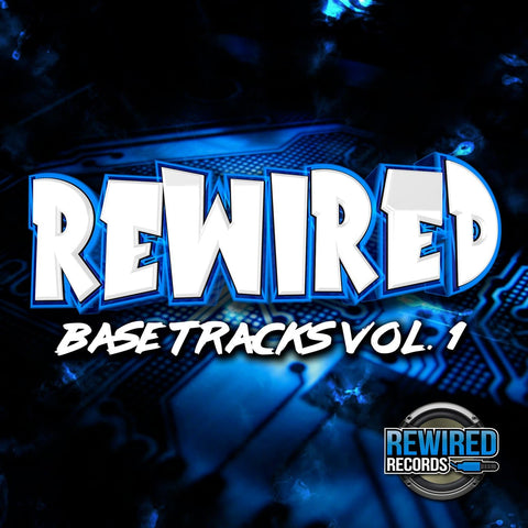 Rewired Base Tracks Vol. 1 - Rewired Records