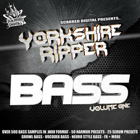 Scarred Digital - Yorkshire Ripper Bass Vol.1