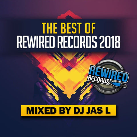 The Best Of Rewired Records 2018 (Mixed CD) - Rewired Records
