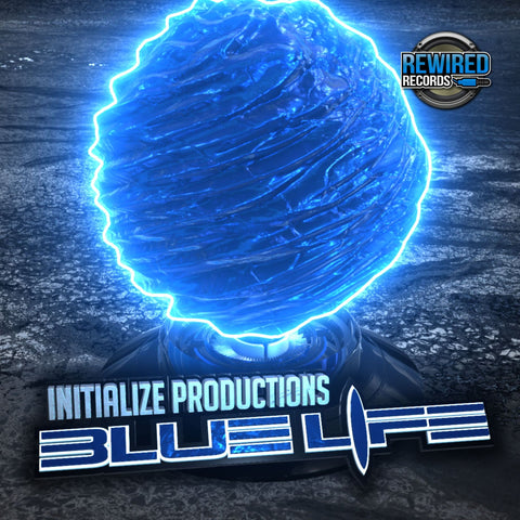 Initialize Productions - Blue Life - Rewired Records
