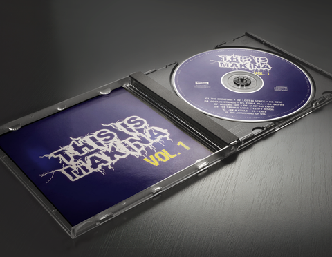 This Is Makina Vol.1 (CD Album) - Rewired Records