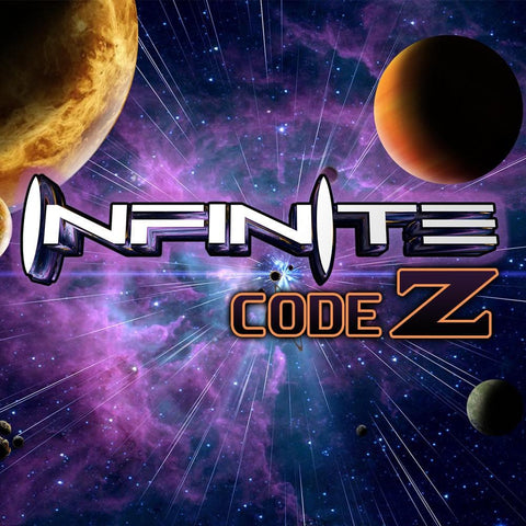 Infinite - Code Z - Rewired Records