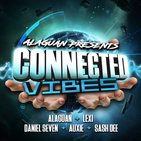Alaguan Presents Connected Vibes (CD) - Rewired Records