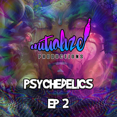 Initialize - Psychedelics EP 2 - Rewired Records
