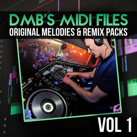 DMB's Midi Files - Vol 1 - Rewired Records