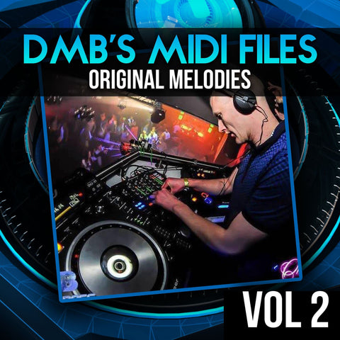 DMB's Midi Files - Vol 2 - Rewired Records