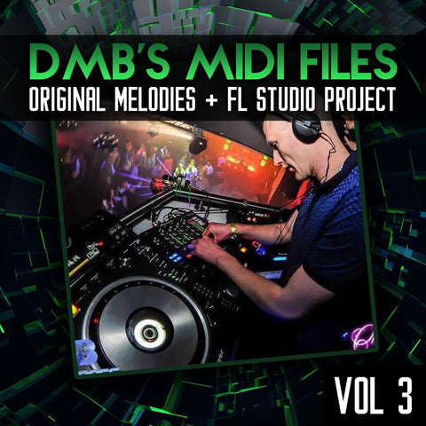 DMB's Midi Files - Vol 3 - Rewired Records