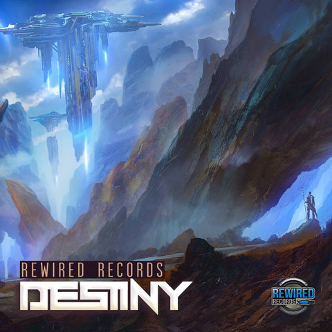"Destiny EP (12"") - Rewired Records"