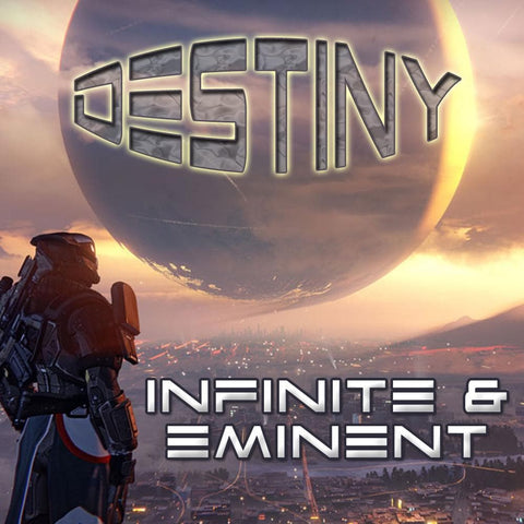 Infinite & Eminent - Destiny - Rewired Records