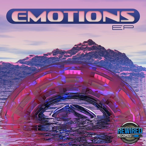 Emotions EP (MP3 / CD) - Rewired Records