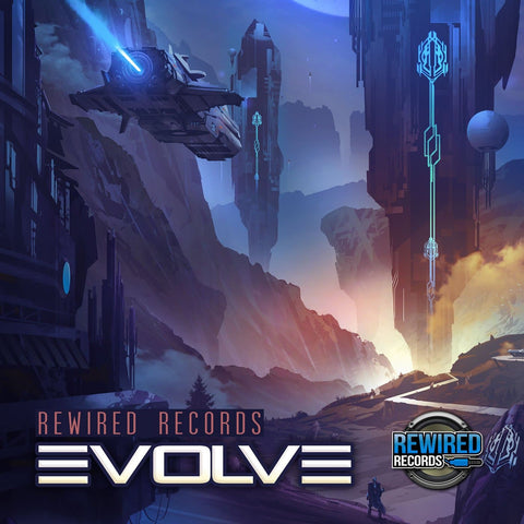 Evolve EP - Rewired Records