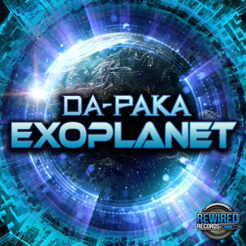 Da-Paka - Exoplanet - Rewired Records