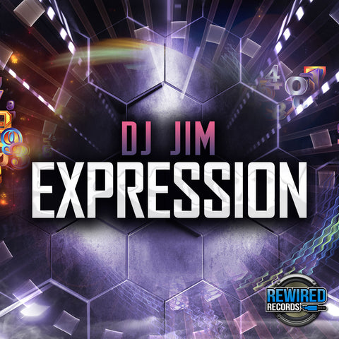DJ Jim - Expression - Rewired Records
