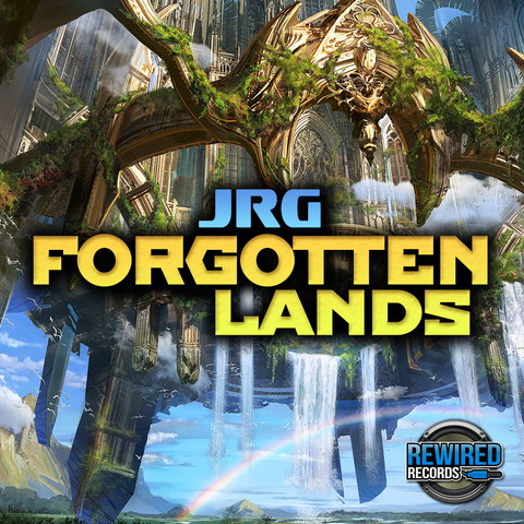 JRG - Forgotten Lands - Rewired Records