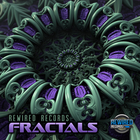 "Fractals EP (12"") - Rewired Records"