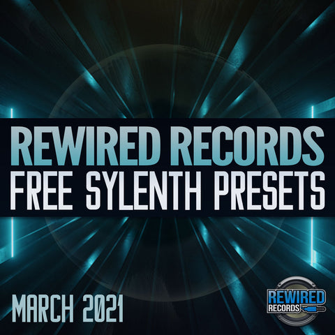 Free Sylenth Presets (March 2021)