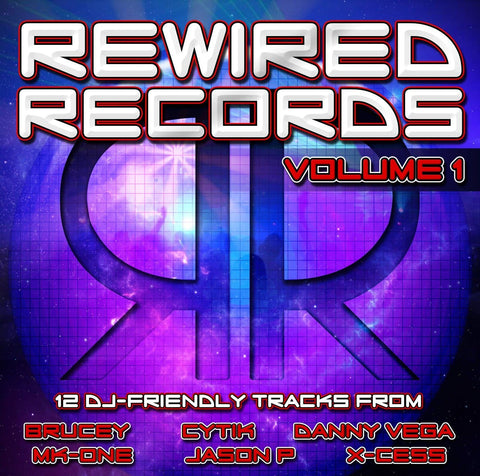 Rewired Records Volume 1 (2012) - Rewired Records