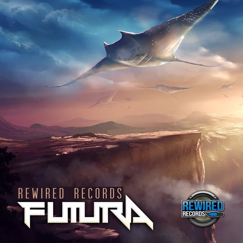 "Futura EP (12"") - Rewired Records"