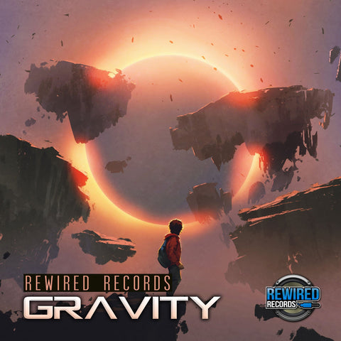 "Gravity EP (12"") - Rewired Records"