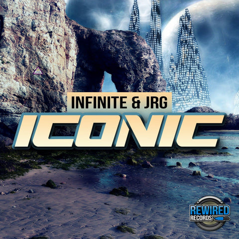 Infinite & JRG - Iconic - Rewired Records