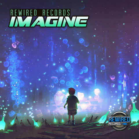 "Imagine EP (12"") - Rewired Records"