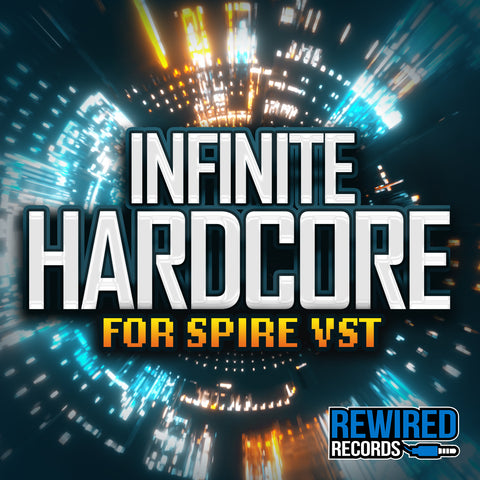Infinite Hardcore for Spire - Rewired Records