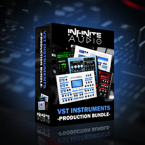 Infinite Audio - VST Bundle - Rewired Records