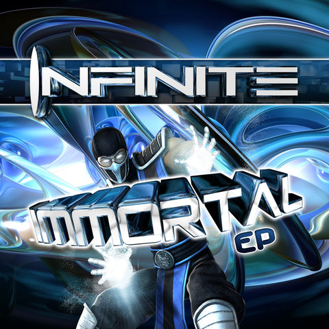 Infinite - Immortal EP - Rewired Records