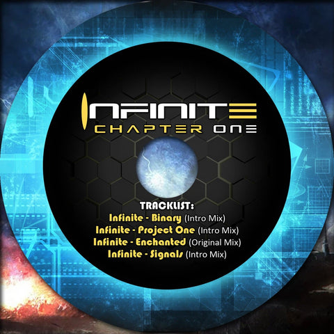 Infinite - Chapter One EP (CD) - Rewired Records