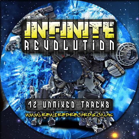 Infinite - Revolution (Album) - Rewired Records