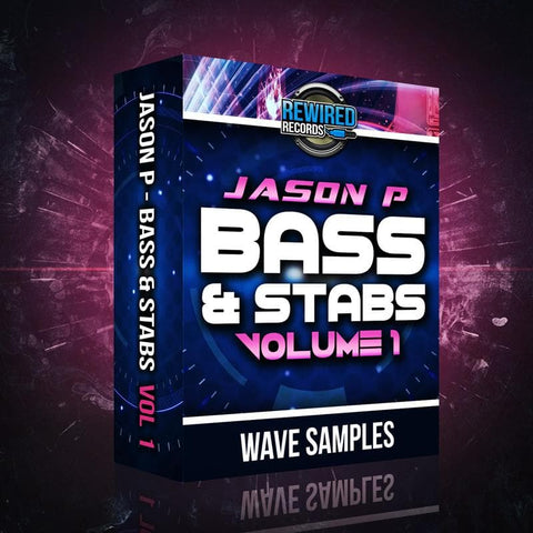 Jason P - Bass & Stabs Vol 1 - Rewired Records