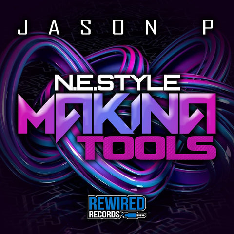 Jason P - North East Style Makina Tools - Rewired Records