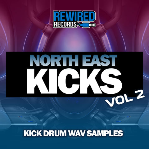 North East Kicks Vol 2 - Rewired Records