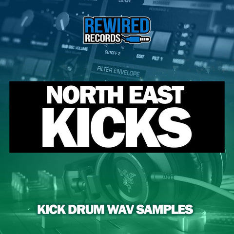 North East Kicks Vol 1 - Rewired Records