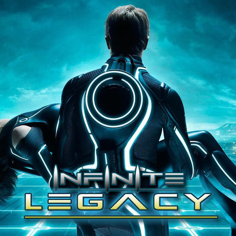 Infinite - Legacy (Club Mix) - Rewired Records