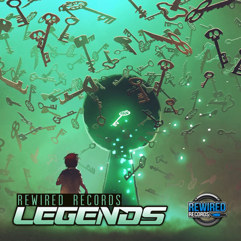 "Legends EP (12"") - Rewired Records"