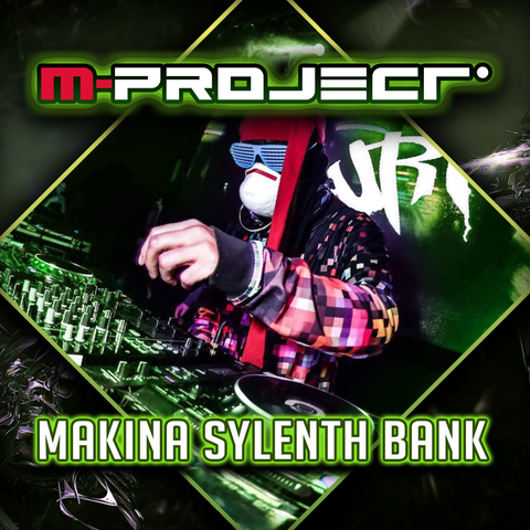 M-Project Makina Sylenth Bank - Rewired Records