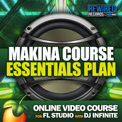 Makina Course (Essentials Plan)