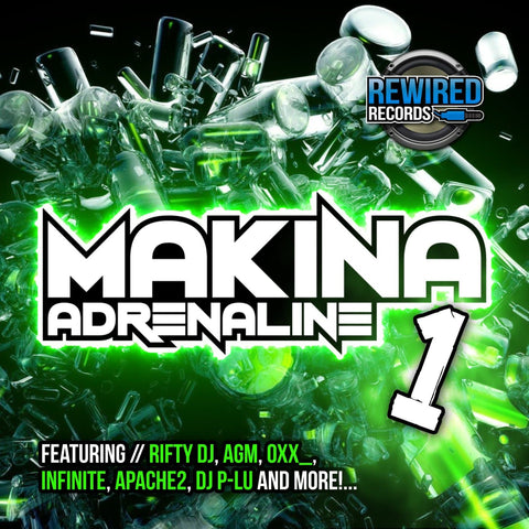 Makina Adrenaline 1 - Rewired Records