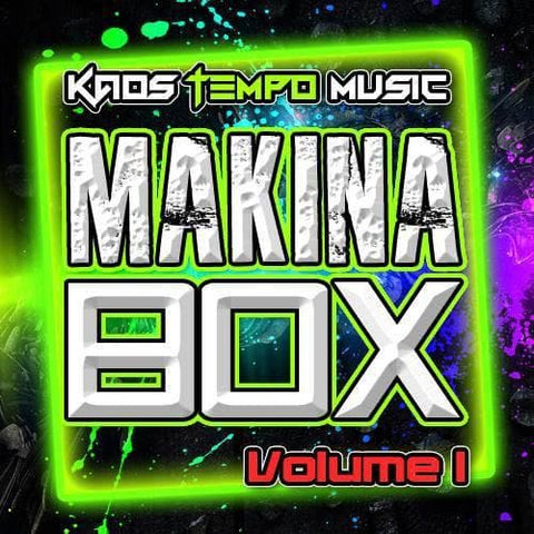 Kaos Tempo Music - Makina Box Volume 1 - Rewired Records