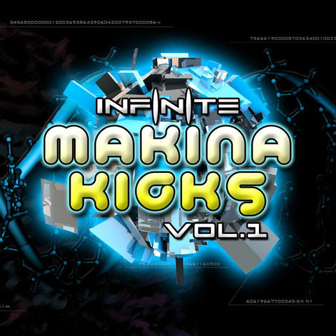 Infinite - Makina Kicks Vol. 1 - Rewired Records