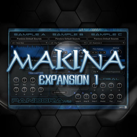 Pandora XP - Makina Expansion 1 - Rewired Records