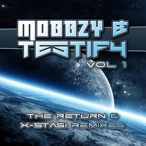 Mobbzy & Testify Vol 1 - Rewired Records