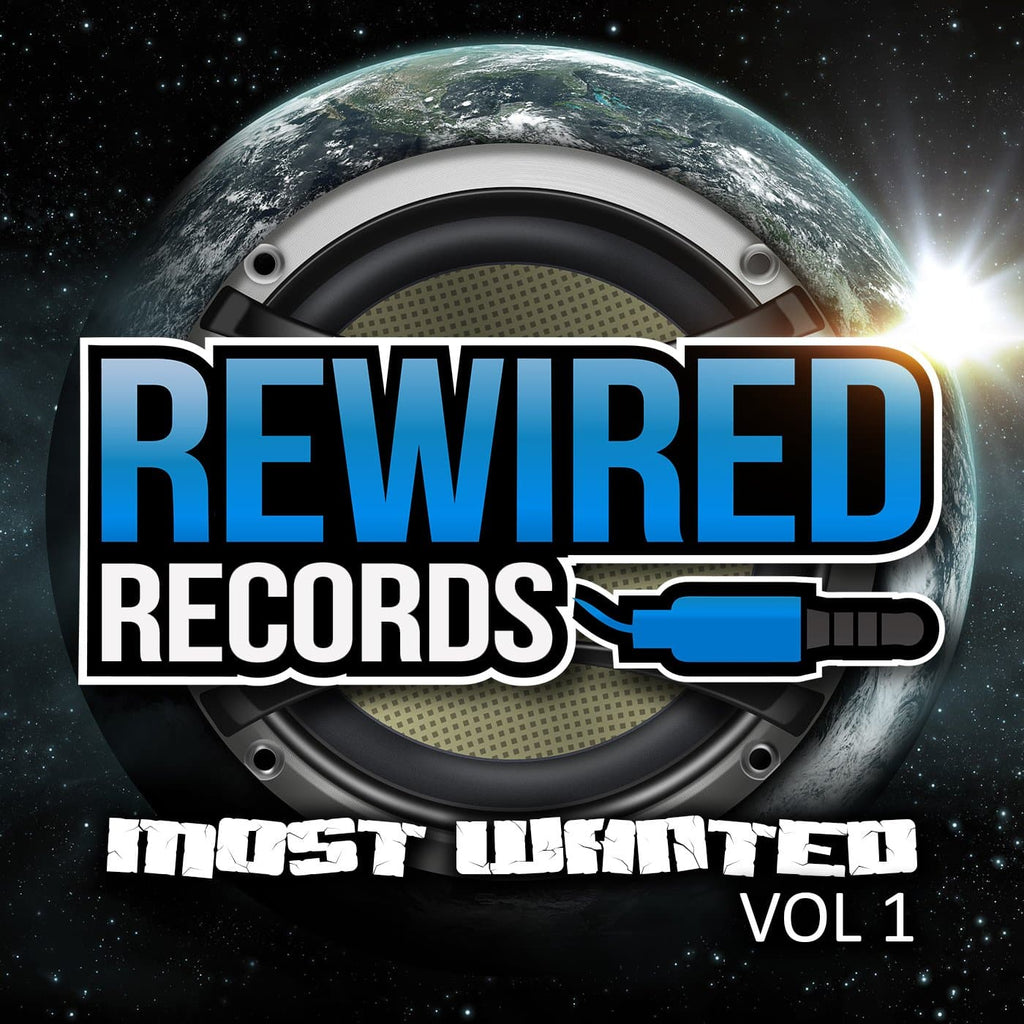 Rewired Records - Most Wanted Vol  1