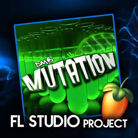 DMB - Mutation (FL Studio Project)