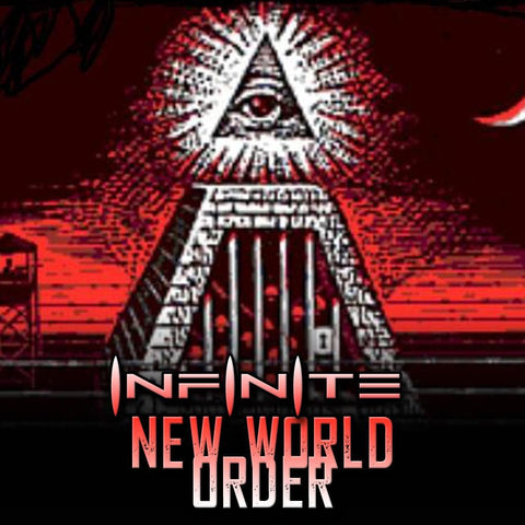 Infinite - New World Order - Rewired Records