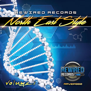 "North East Style - Volume 1 (12"") - Rewired Records"