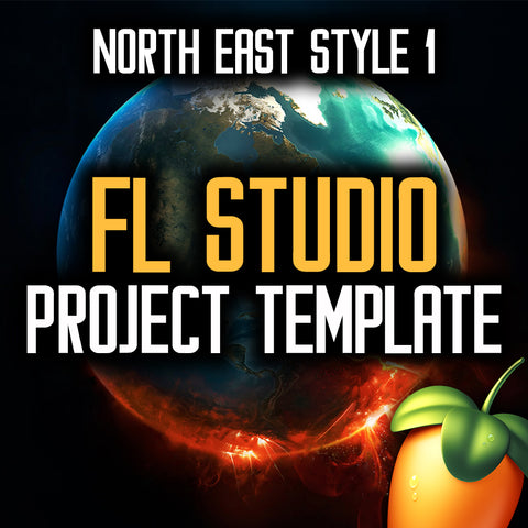 FL Studio Project - North East Style 1