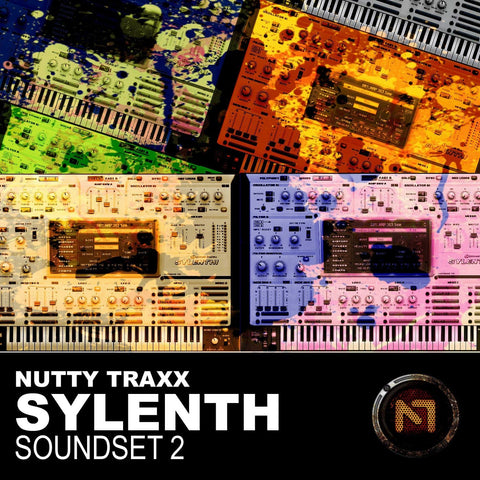 Nutty Traxx - Sylenth Soundset Vol. 2 - Rewired Records